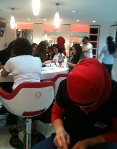 Cherry Salon in Hamra